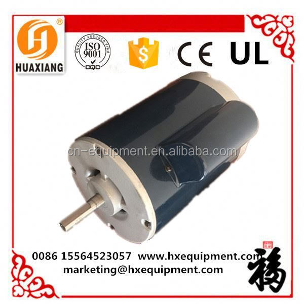 Foot Installation Small High Power Electric Motor