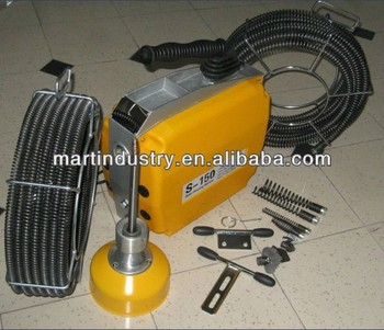 sewer cleaning machine suppliers
