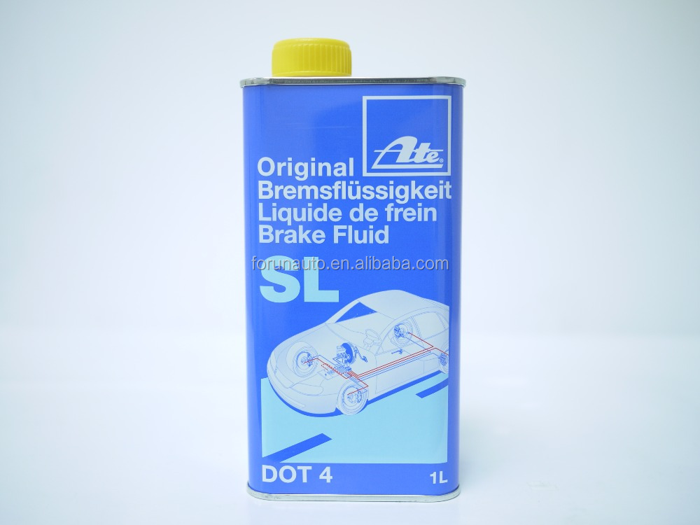 Germany imported ATE SL DOT4 Brake oil (yellow cover)