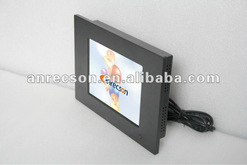 "8"" monitor lcd for cnc machine"