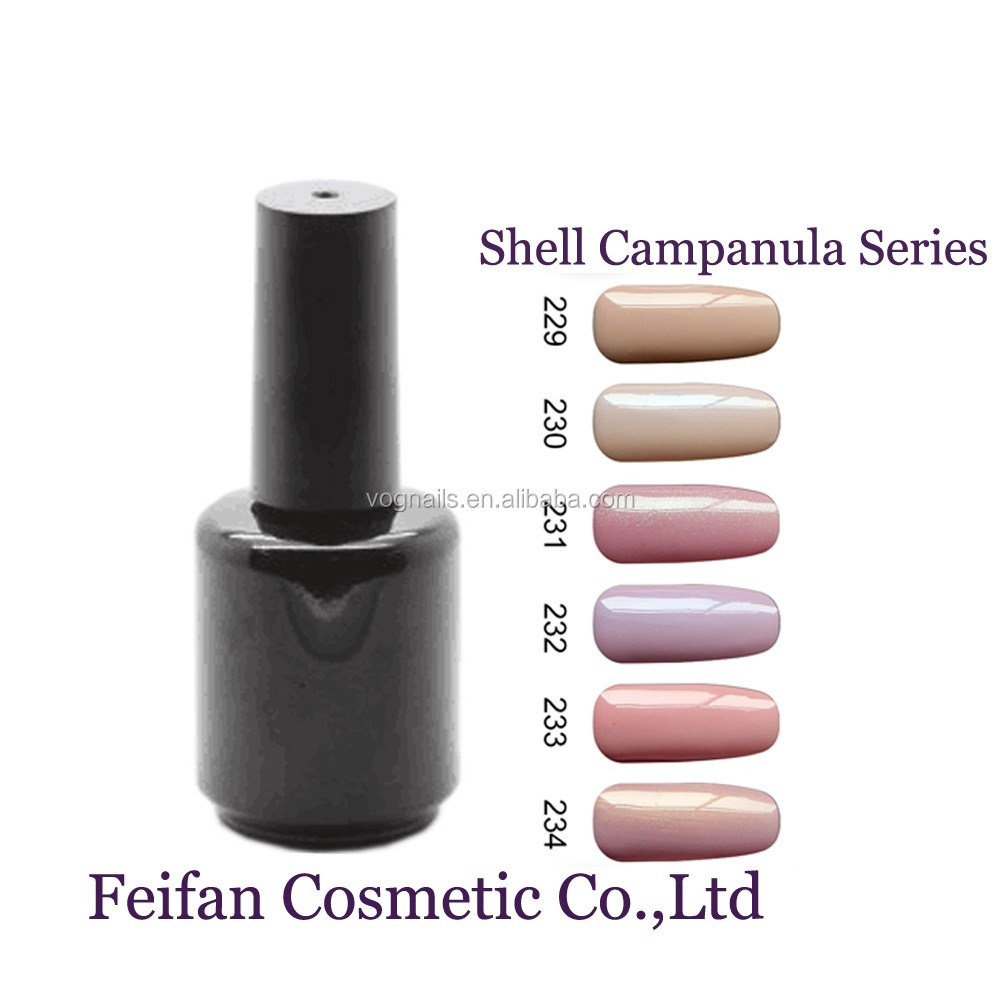 2018 Feifan OEM Brand Wholesale UV Gel Nail Polish With Free Samples
