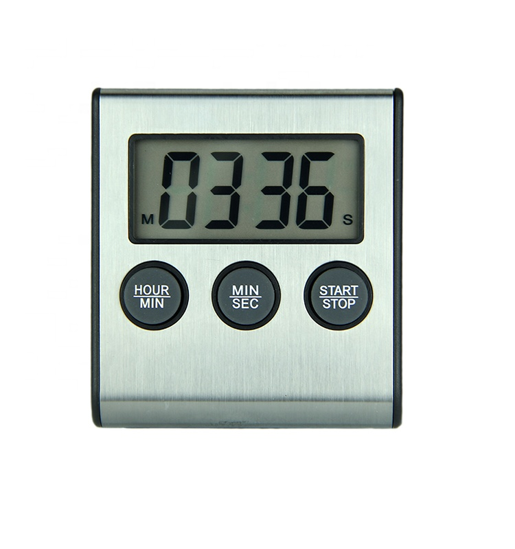 New Design Digital Countdown Kitchen <strong>Timer</strong> with Strong Magnet and Alarm Function
