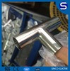 ASTM/DIN Stainless Steel hydraulic tee fitting
