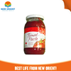oem brand glass jar packed super tomato paste ketchup halal cooking seasoning