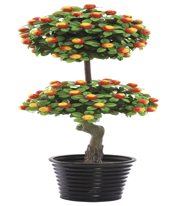 artificial pear trees hot sell china artificial Fruit trees wholesale Artificial tree with fruit