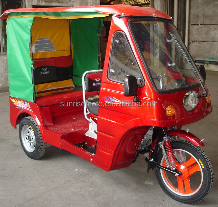 110 CC 3 wheel motorcycle , three wheel motorcycle , auto rickshaw
