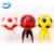 Factory supplier soccer ball music rotating birthday candle