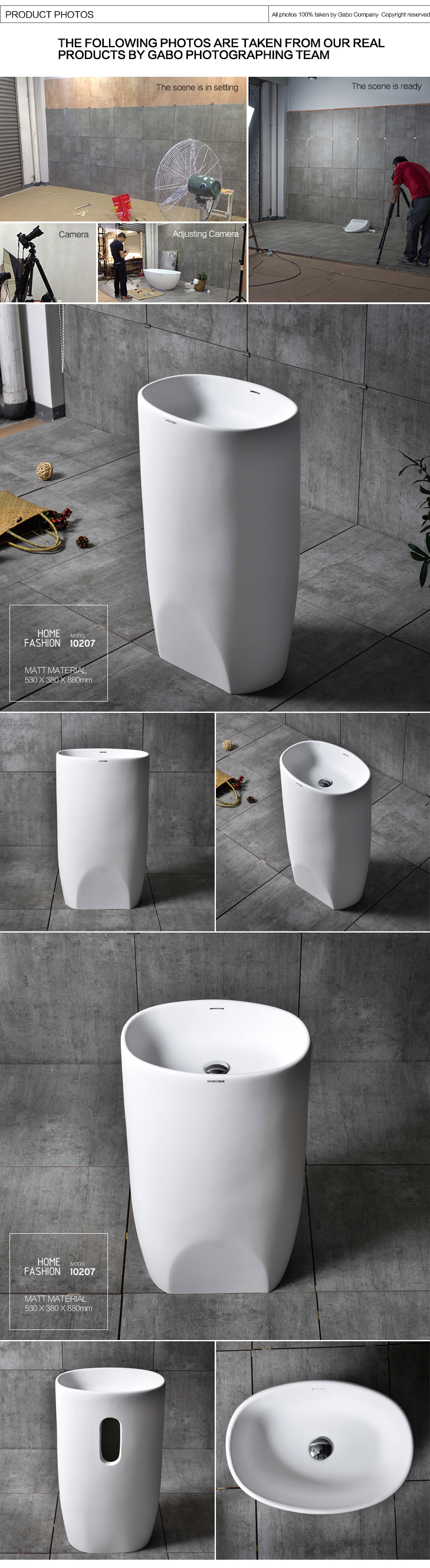 Chinese oval shape wash basin, wash basin sink parts