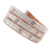 12mm Width 220v decoration double line Rgb Led Strip lights