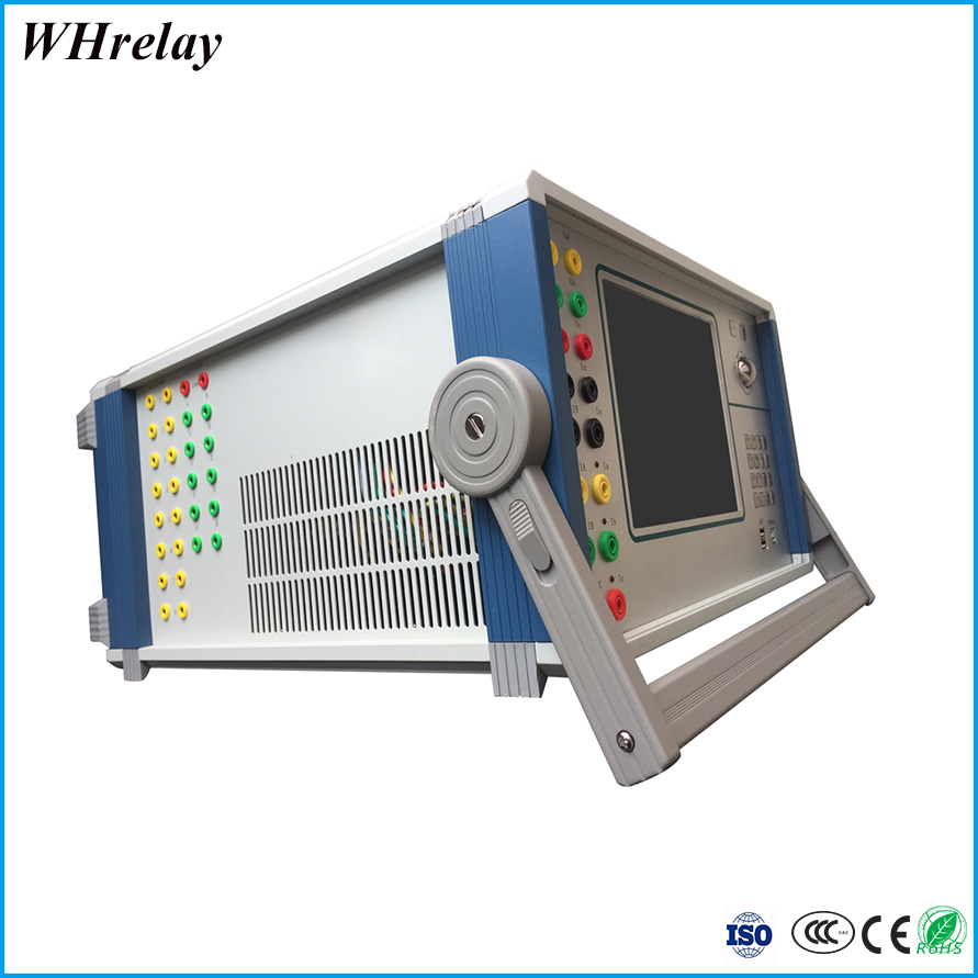 Energy Meter Calibration Relay Protection Tester Equipment