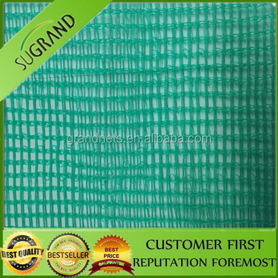 HDPE PLASTIC MESH for construction use from Chinese Plant