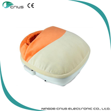 Direct manufacturer two warmth degrees reflexology ems foot massager for kids