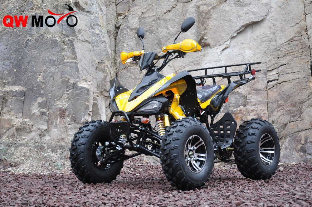 Air cooled ATV ,manual clutch with reverse 200cc 250cc ATV Quad