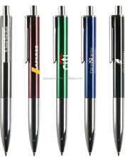 2014 electric engrave fashion metal pen for school