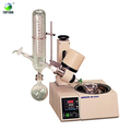 2017 New Digital Thin Film Short Path Disttilation Rotary Vacuum Evaporator For Cbd Oil Extraction 0.5l,1l,2l