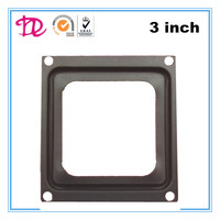 Alibaba Hot Sale PVC Fittings 3 Inch Speaker Cone/ Rubber Ring Of Square