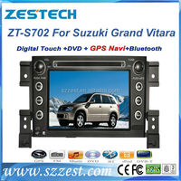 ZESTECH digital media player accessories car radio for Suzuki Grand Vitara radio auto dvd video player