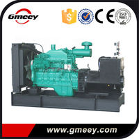 Gmeey 200kW China Engine Diesel Generator with Synchronizing Panel