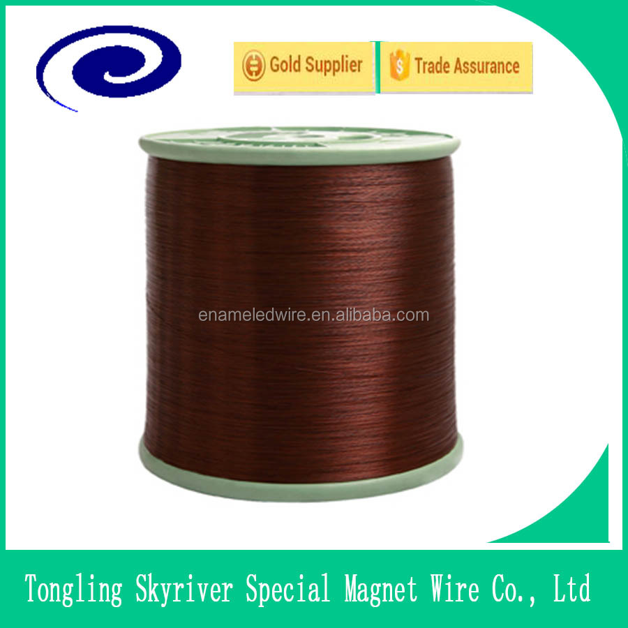 SWG AWG high quality enameled aluminum magnet wire
