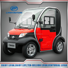 Popular Four Wheel Fashion Type Electric Car