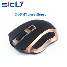 2.4Ghz USB Optical Gaming Mouse Mini Wireless Mouse 1200DPI Computer Mouse Game Mice PC Gamer For Laptop