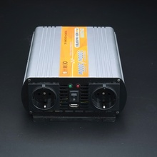 M1000W 12v to 220v Modified sine wave dc to ac sine wave power ups inverter charger