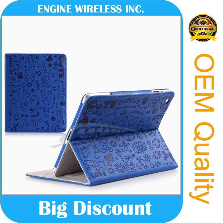 guangzhou china for ipad air 2 leather case wholesale