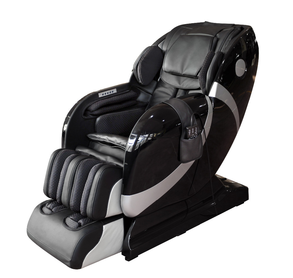 2016 New Home Use L-track Space Capsule Zero Gravity Massage Chair