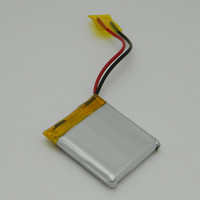 YiLink high quality small rechargeable 402530 lipo battery 3.7v 250mah