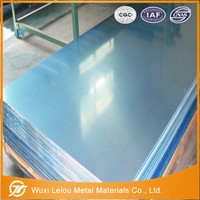6061 T4 aluminium sheet for Bed plate of vehicle