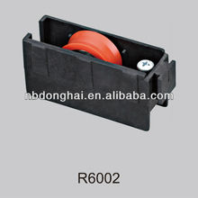 plastic windows and doors pulley for OEM