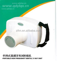 Portable dental x ray machine