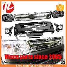 New Toyota hiace van accessories KDH 200 modification body auto parts