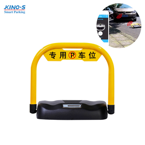 Bluetooth Wireless Car Parking Space Locking Device Systems