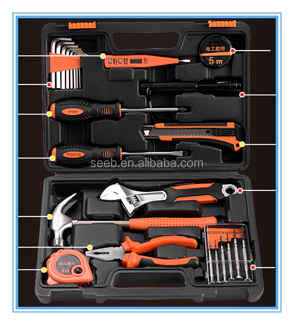 2015 made in China high quality mini air conditioning hand tool kit