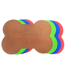 Custom Bone Shaped Silicone Placemat For Dog Pet Food