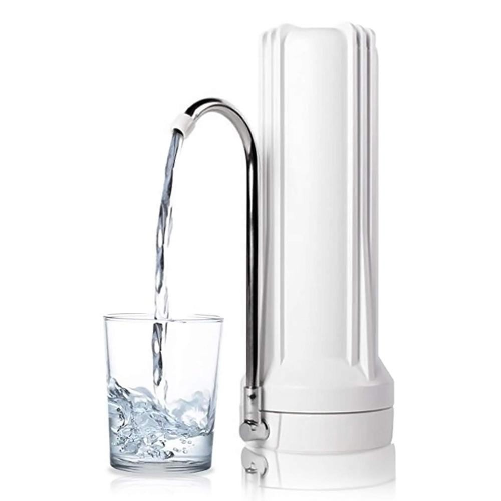 Transforms tap water instantly into a fresh flow of alkaline kangen water dispenser Filter with countertop SU304 Faucet OEM
