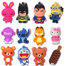 cute colorful USB 2.0 data flash drive memory stick device /cartoon shape usb flash memory/special usb pendrive