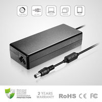 High efficiency 15V 4A Laptop AC adapter For Toshiba