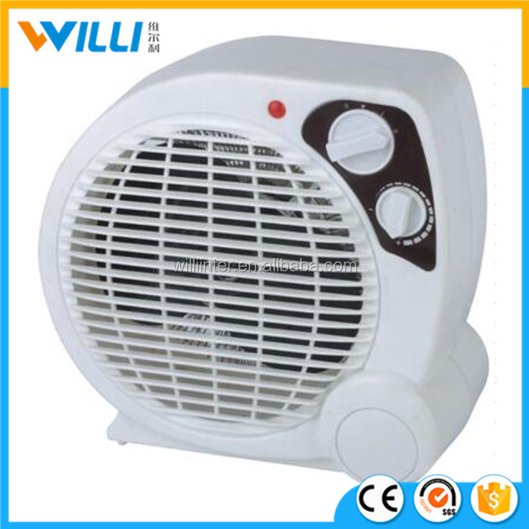 2017 New Design rechargeable electric room heaters Easy home fan heater