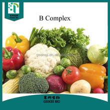 Factory supply ISO Certified Heath Powder Vitamin B Complex