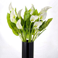 Wholesale artificial Tulip flower for home use good looking