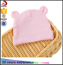 Alibaba infant baby cotton soft hat funny newborn baby beanie hat