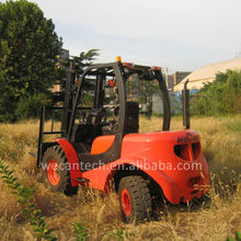 WECAN New Forklift All Terrain Utility Vehicles