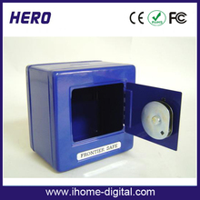 train bank metal money boxes laptop iso9001 hotel safe factory with lowest price pig piggy bank