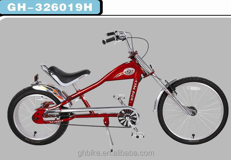 20-24'' Chopper bike,colorful chopper bike bicycle for adults china bicycle supplier