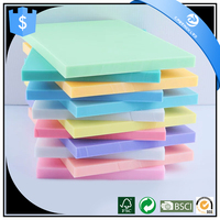 Professional engraving rubber bricks DIY manual rubber seal Colorful rubber stamp for signature