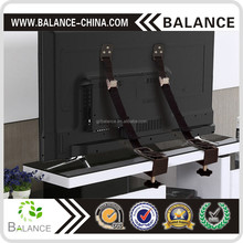 LCD TV clamp strap for TV stand strap clamp