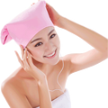 soft microfiber hair-drying cap Estonia