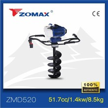 ZMD520 electric garden hand tools earth auger for earth drilling